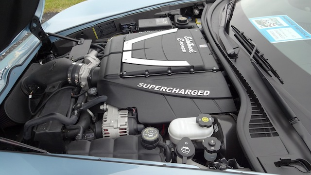 2008 CHEVROLET CORVETTE CUSTOM - Engine - 180761