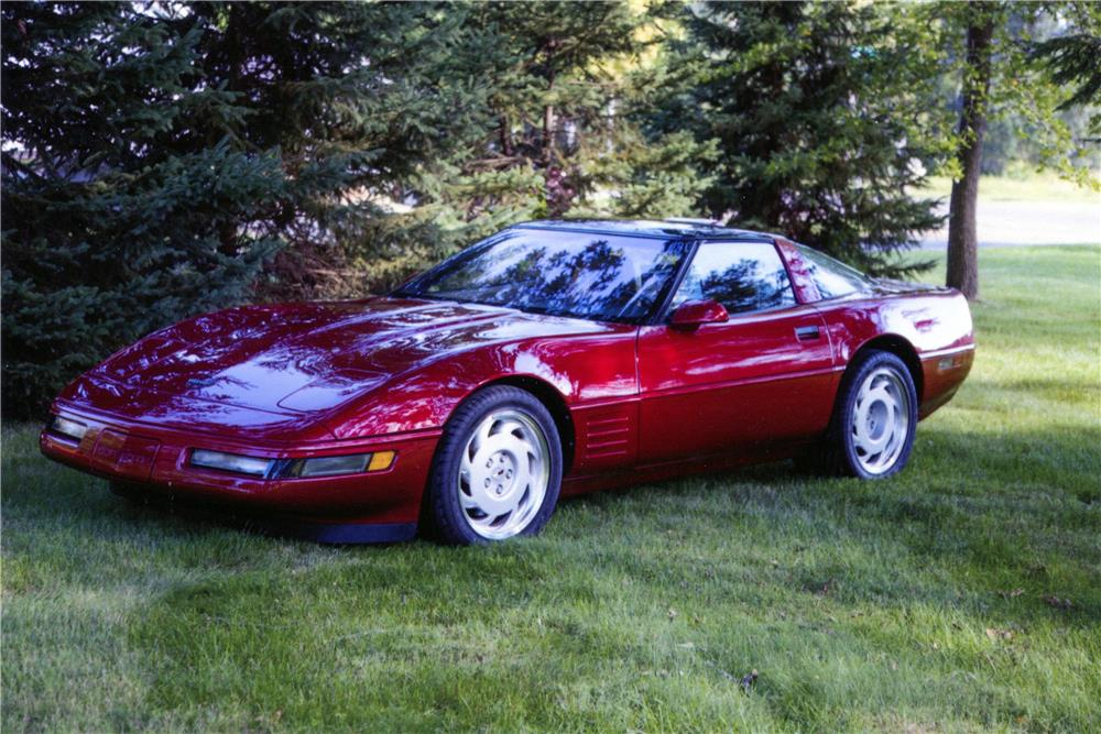 1991 Chevrolet Corvette Zr1 180769