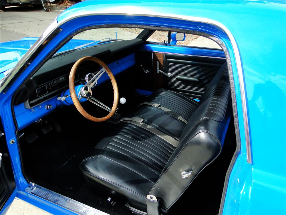 1967 FORD RANCHERO PICK UP - Interior - 180779