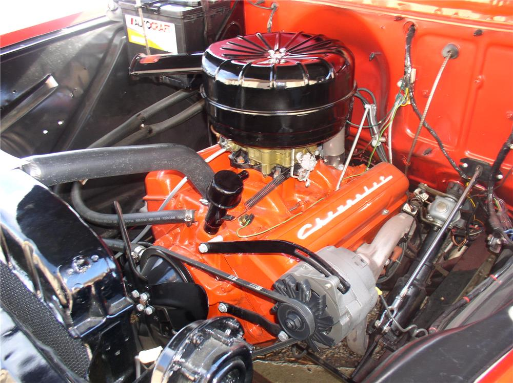 1957 CHEVROLET 3100 PICKUP - Engine - 180798