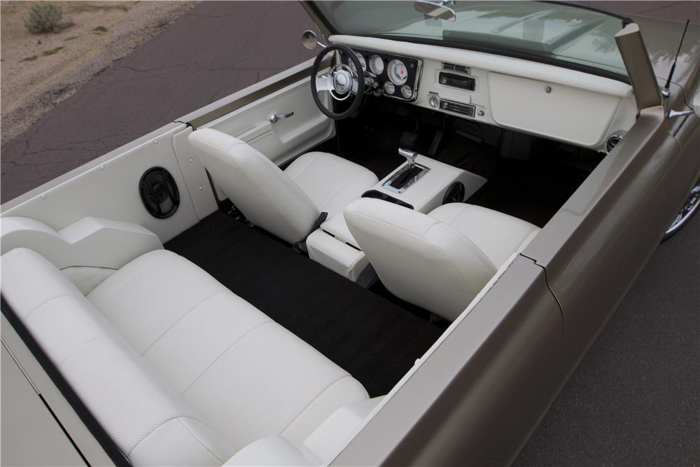 1972 GMC JIMMY CUSTOM TOPLESS ROADSTER - Interior - 180804
