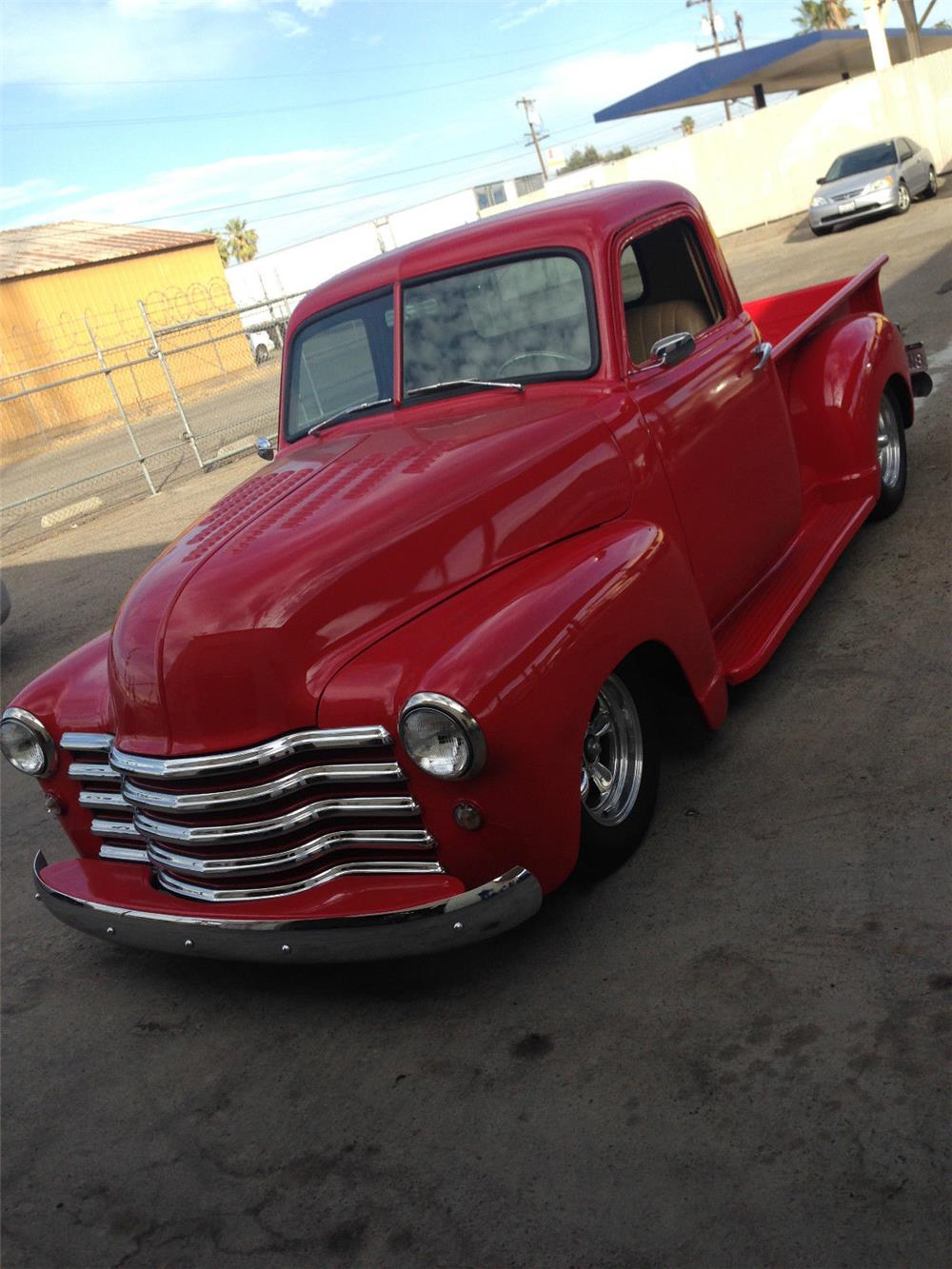 1953 GMC CUSTOM PICKUP - Misc 1 - 180817