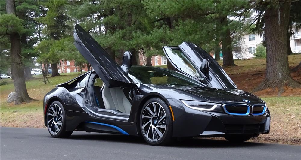 2014 Bmw I8 Coupe 180820