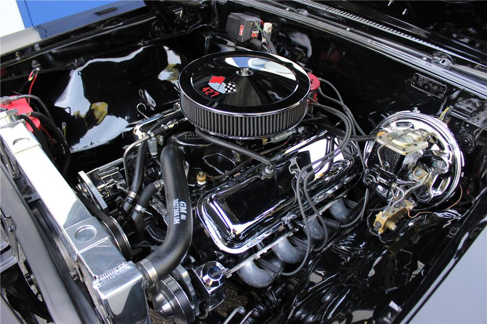 1967 CHEVROLET CHEVELLE CUSTOM - Engine - 180845