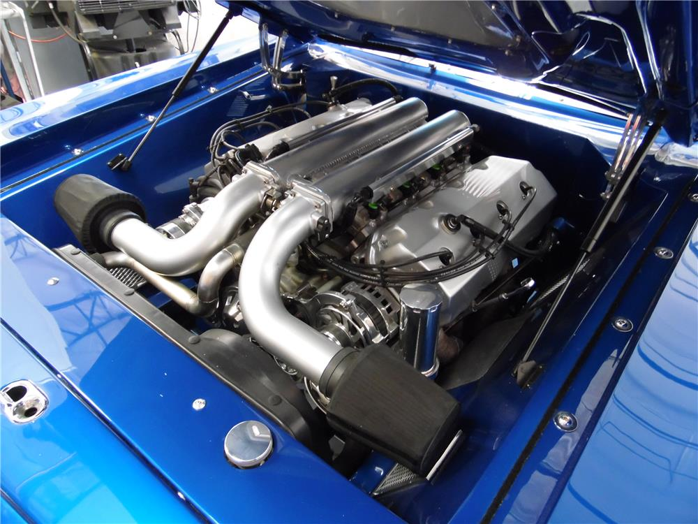 1970 PLYMOUTH HEMI BARRACUDA CUSTOM - Engine - 180929