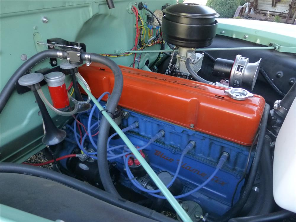 1949 CHEVROLET 3800 TOW TRUCK - Engine - 180933