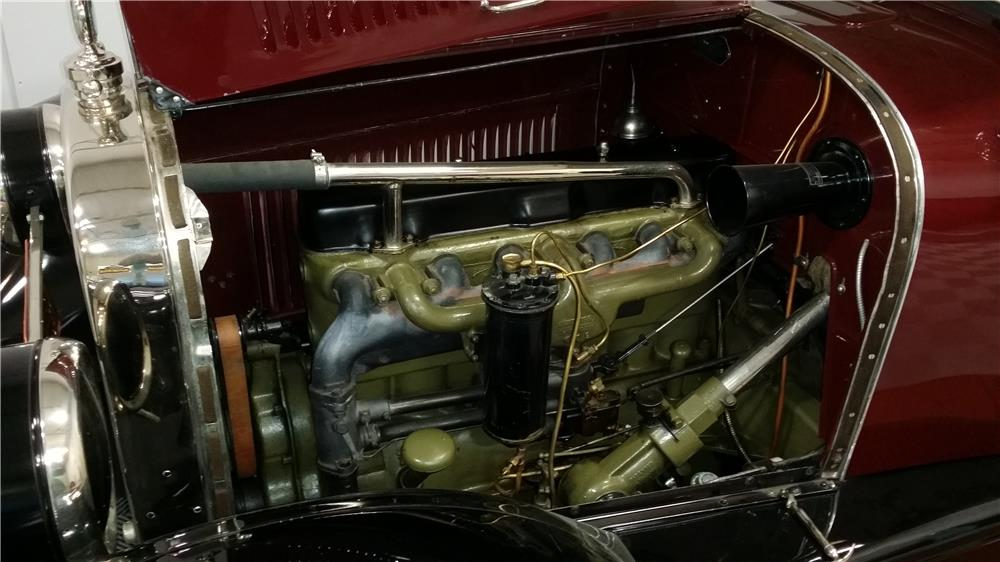 1923 BUICK SERIES 23-55 CONVERTIBLE - Engine - 180940
