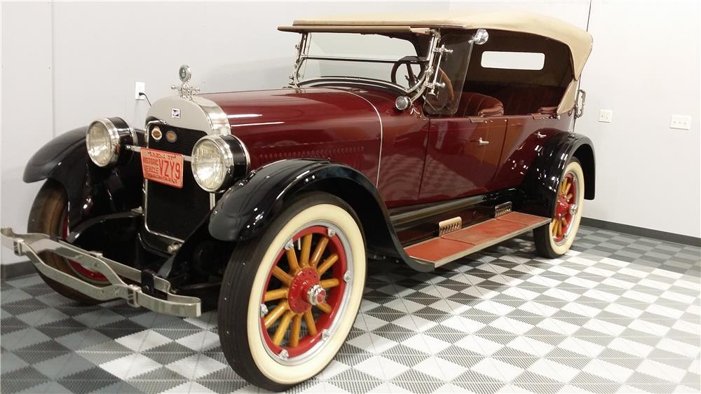 1923 BUICK SERIES 23-55 CONVERTIBLE - Front 3/4 - 180940
