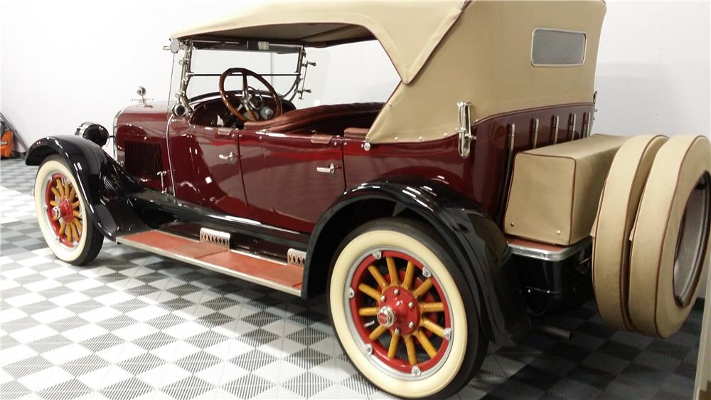 1923 BUICK SERIES 23-55 CONVERTIBLE - Rear 3/4 - 180940