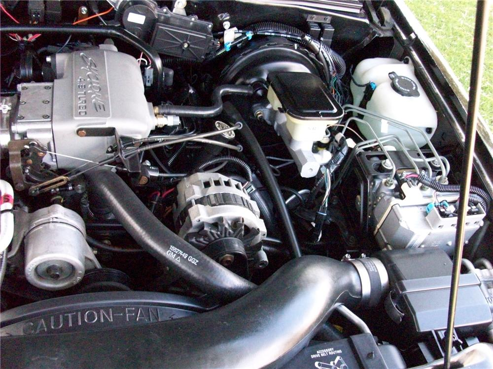 1991 GMC SYCLONE PICKUP - Engine - 180945
