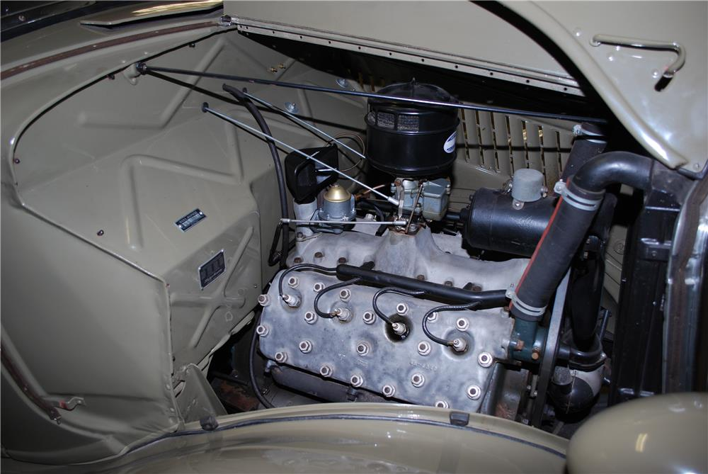 1935 FORD PHAETON  - Engine - 180959