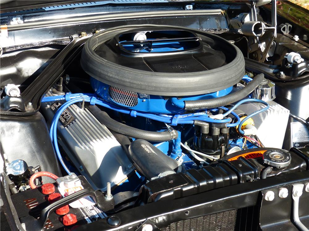 1968 FORD MUSTANG COBRA JET COUPE - Engine - 180962