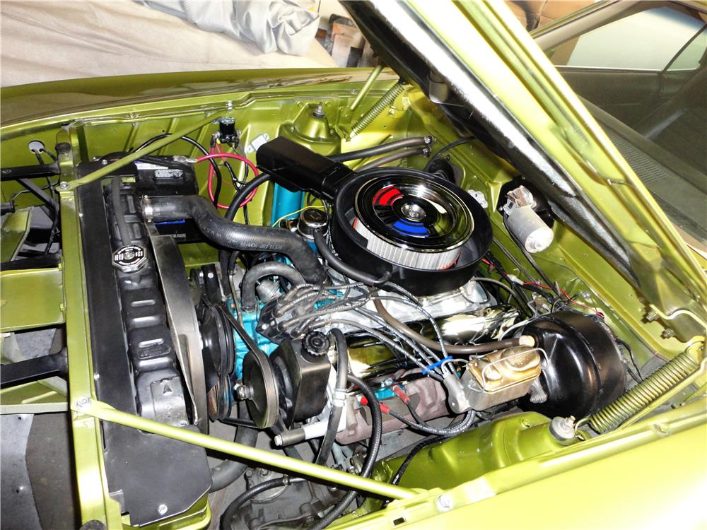 1970 AMERICAN MOTORS AMX - Engine - 180970