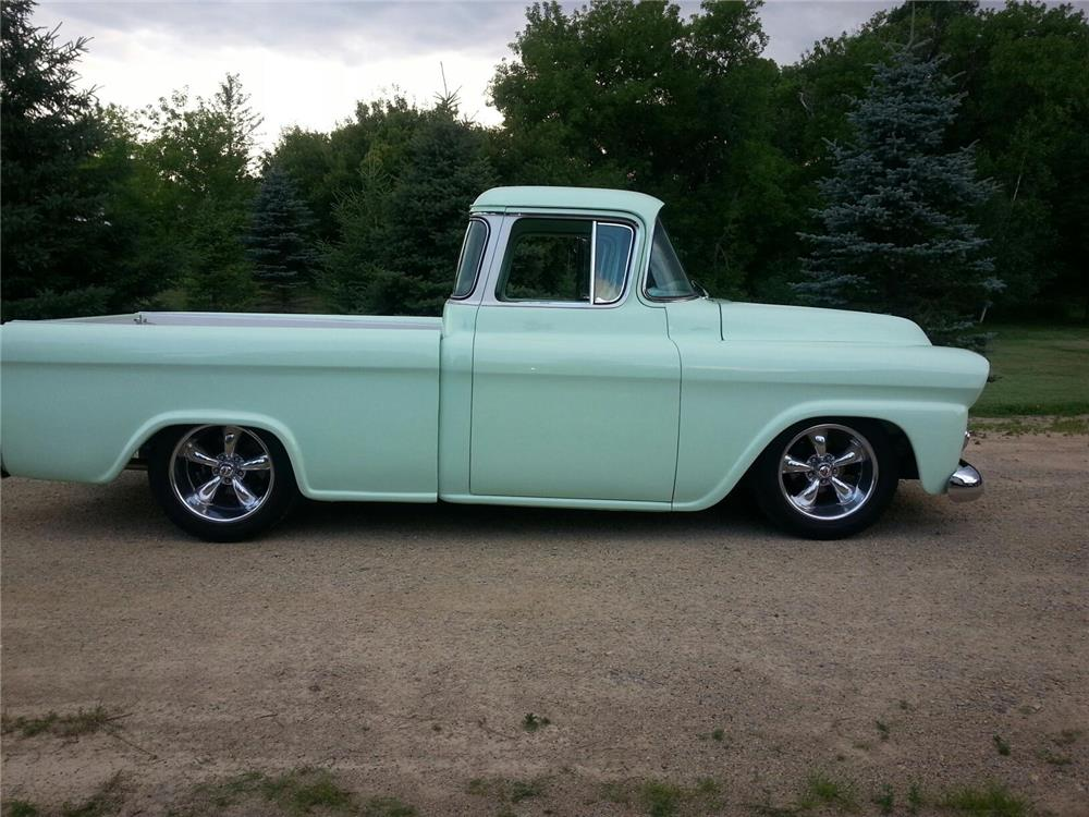bright green chevy truck with 1959 Chevrolet Cameo Custom Pickup 180971 on Custom Paint Ideas besides 74652 furthermore Watch in addition Showthread besides 74652.