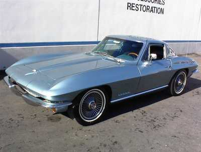 1967 CHEVROLET CORVETTE UNKNOWN - Front 3/4 - 18099