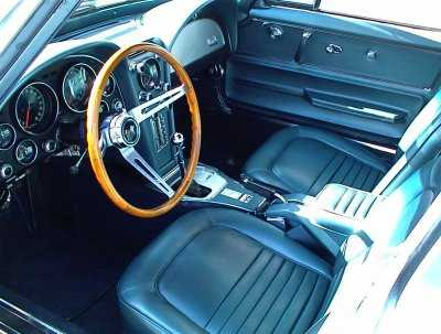 1967 CHEVROLET CORVETTE UNKNOWN - Interior - 18099