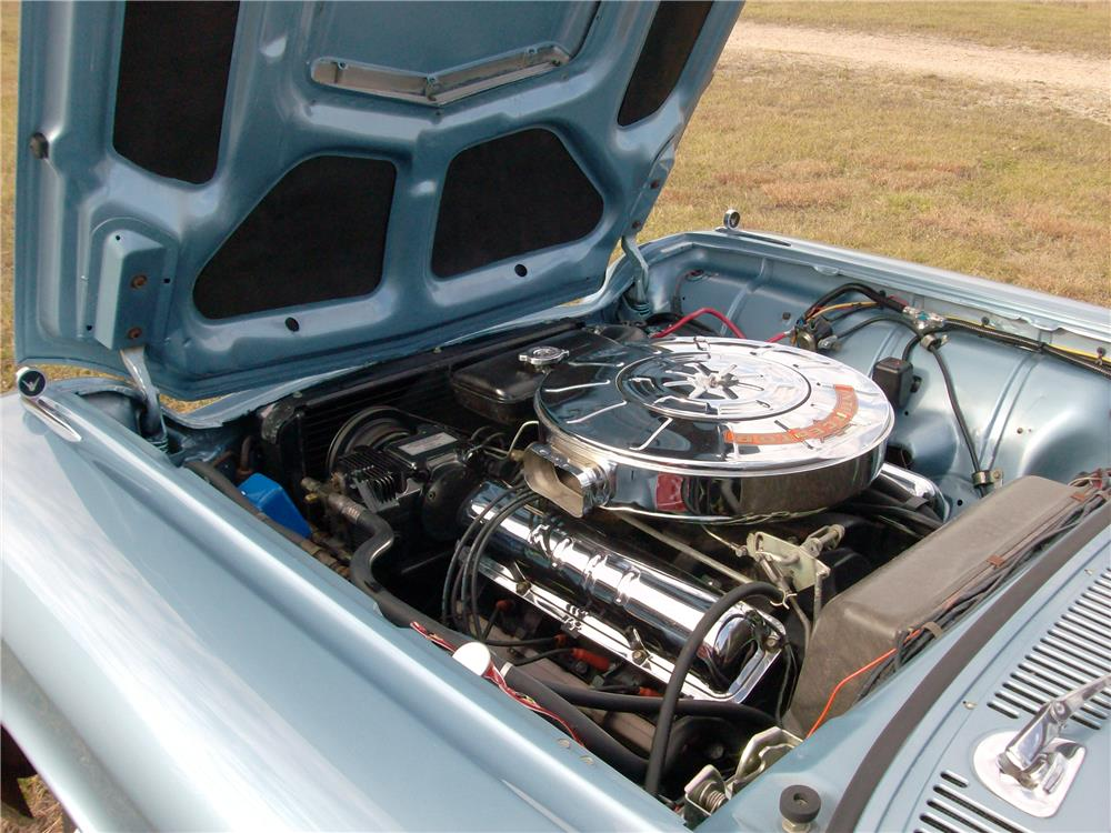 1959 FORD THUNDERBIRD CONVERTIBLE - Engine - 181000