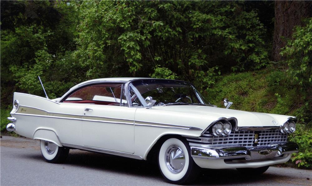 1959 plymouth sport fury   181010