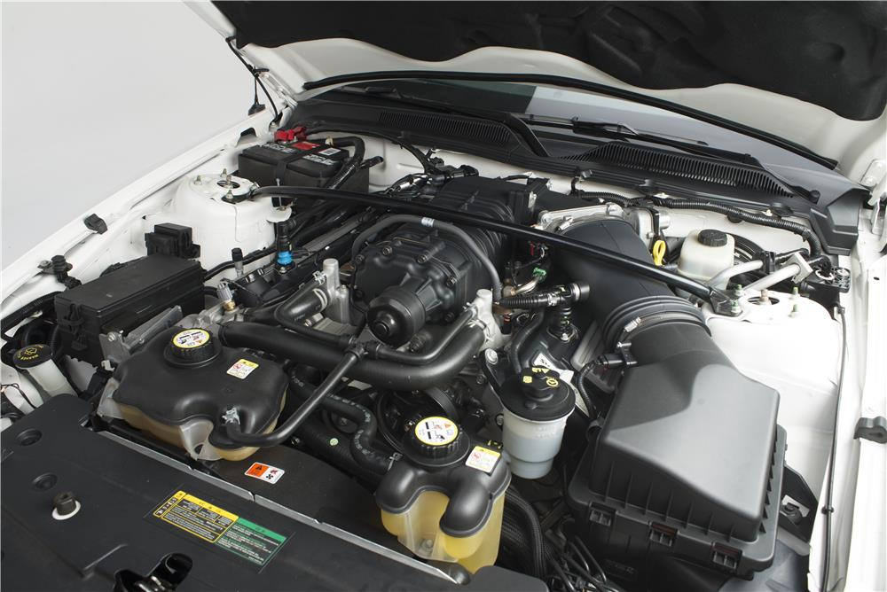 2007 SHELBY GT500 - Engine - 181029