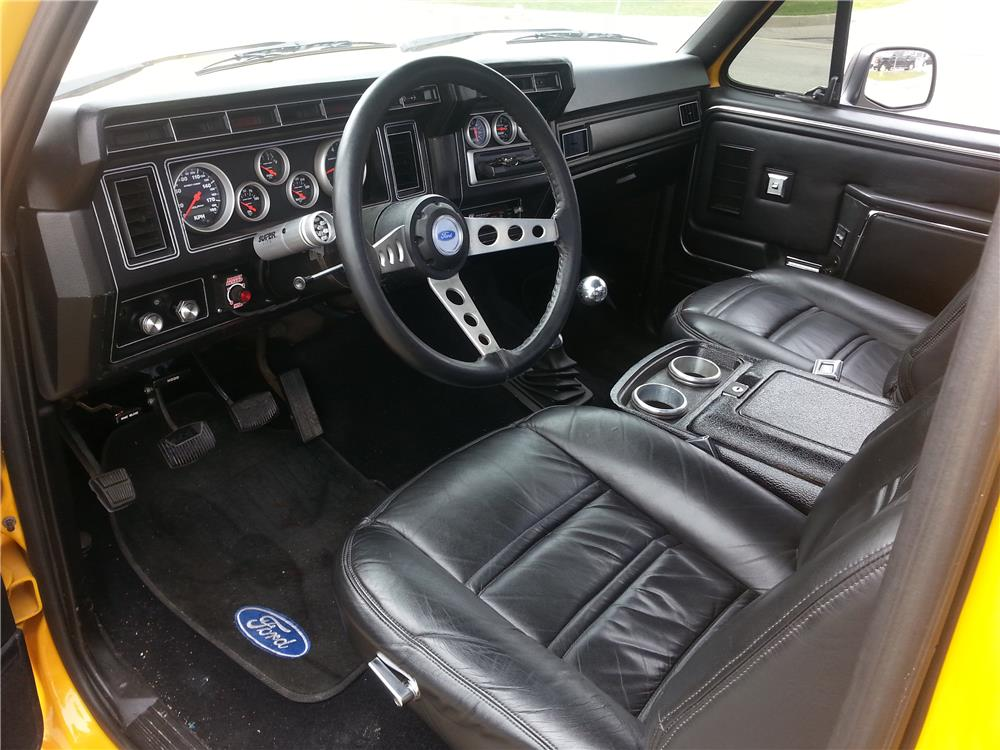 1985 FORD F-150 CUSTOM PICKUP - 181031