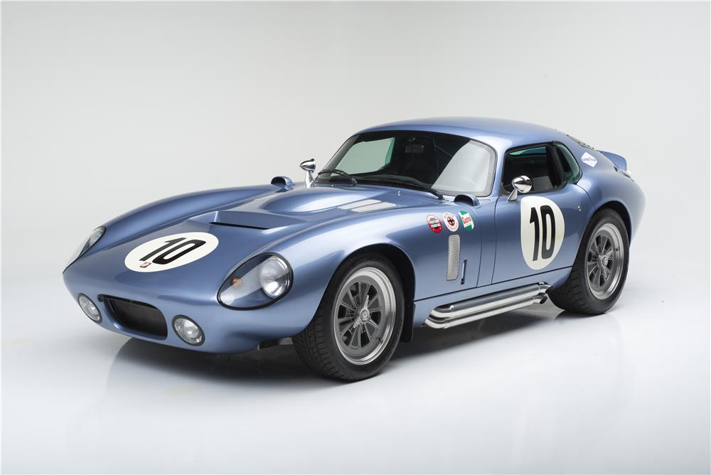 1964 SHELBY COBRA DAYTONA COUPE SEBRING TRIBUTE - Front 3/4 - 181038
