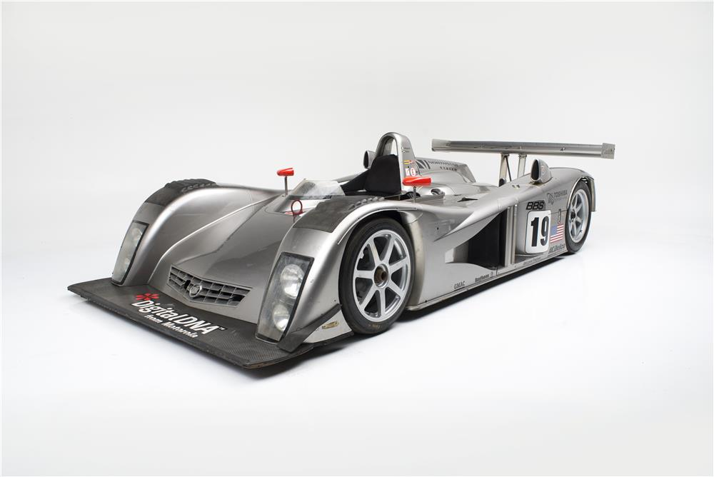 2000 CADILLAC NORTHSTAR LMP RACE CAR - Front 3/4 - 181046