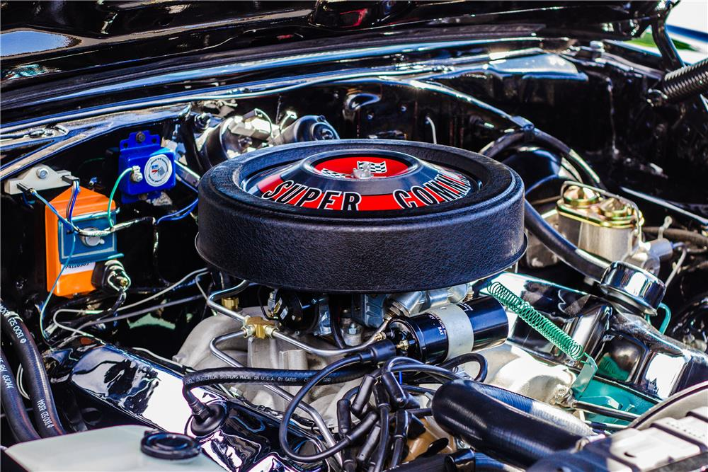 1968 PLYMOUTH GTX - Engine - 181049