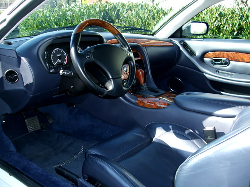 2002 ASTON MARTIN DB 7 - Interior - 181060