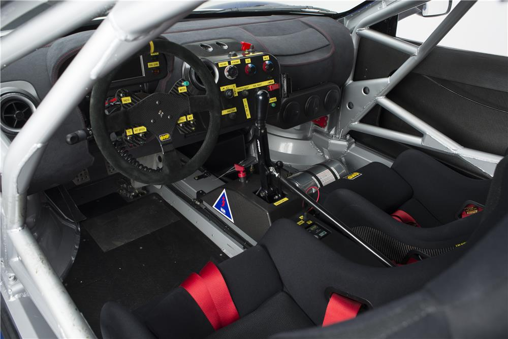 2008 FERRARI 430 GTC MICHELOTTO RACE CAR - Interior - 181067