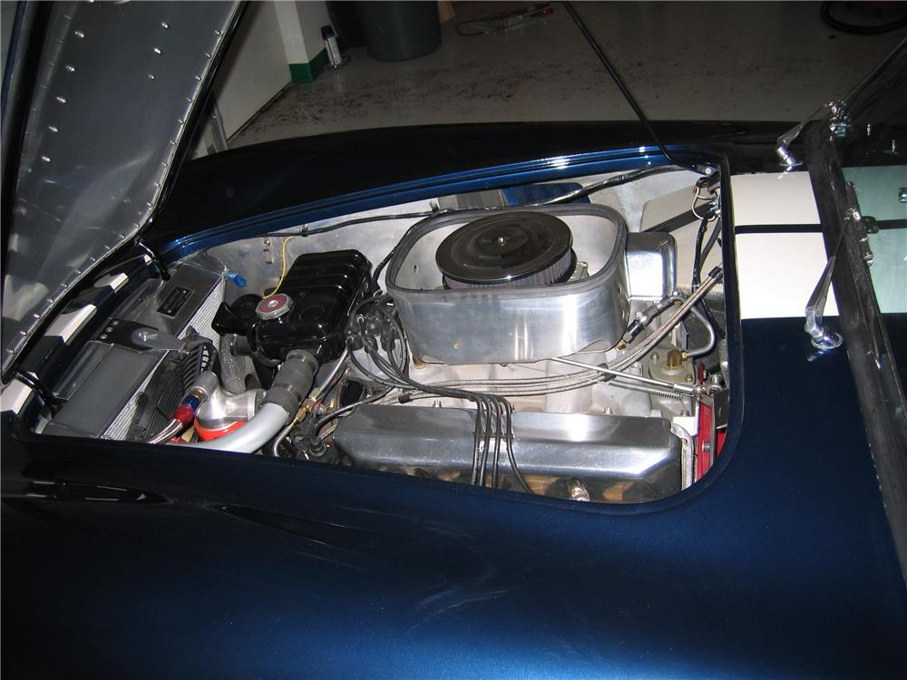 1965 SHELBY COBRA 4000 ROADSTER - Engine - 181078