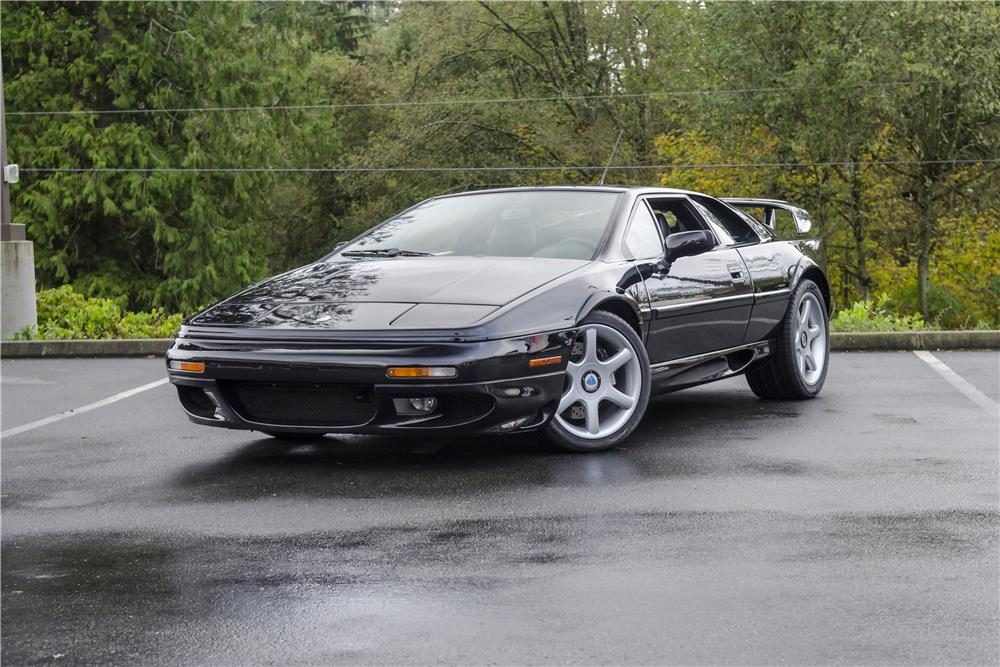 2000 LOTUS ESPRIT TWIN TURBO - Front 3/4 - 181089