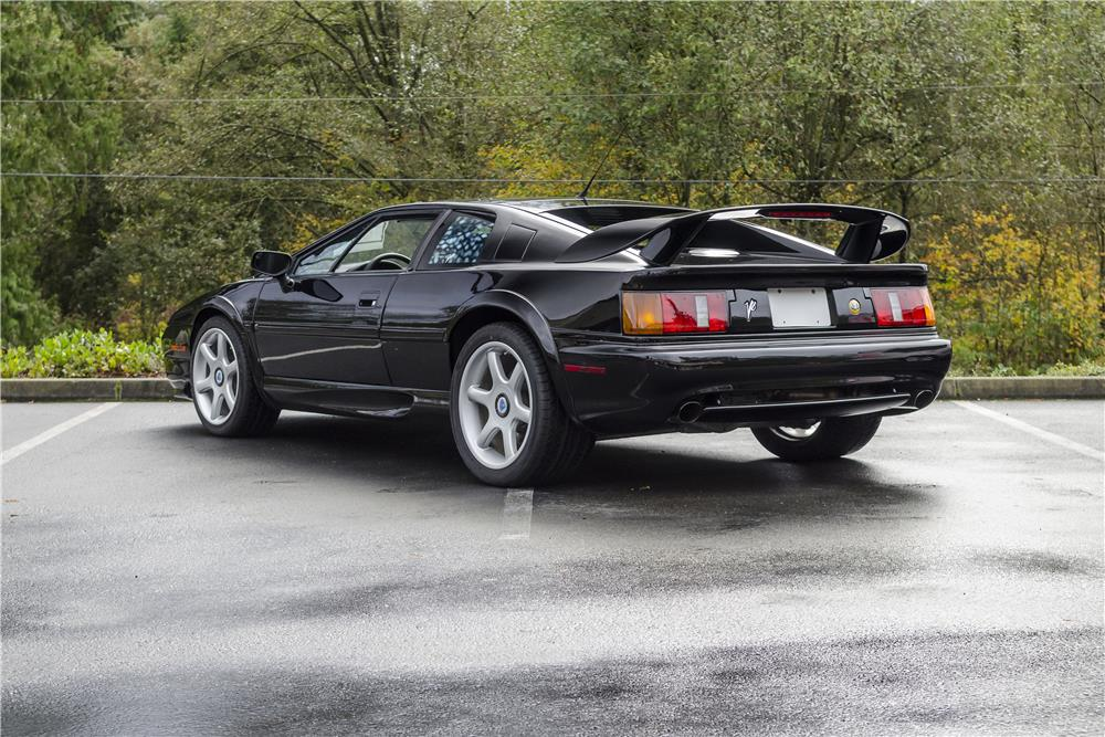 2000 LOTUS ESPRIT TWIN TURBO - Rear 3/4 - 181089