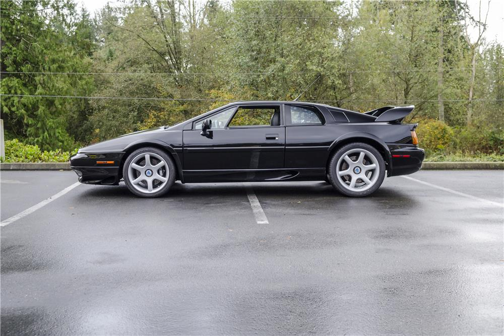 2000 LOTUS ESPRIT TWIN TURBO - Side Profile - 181089