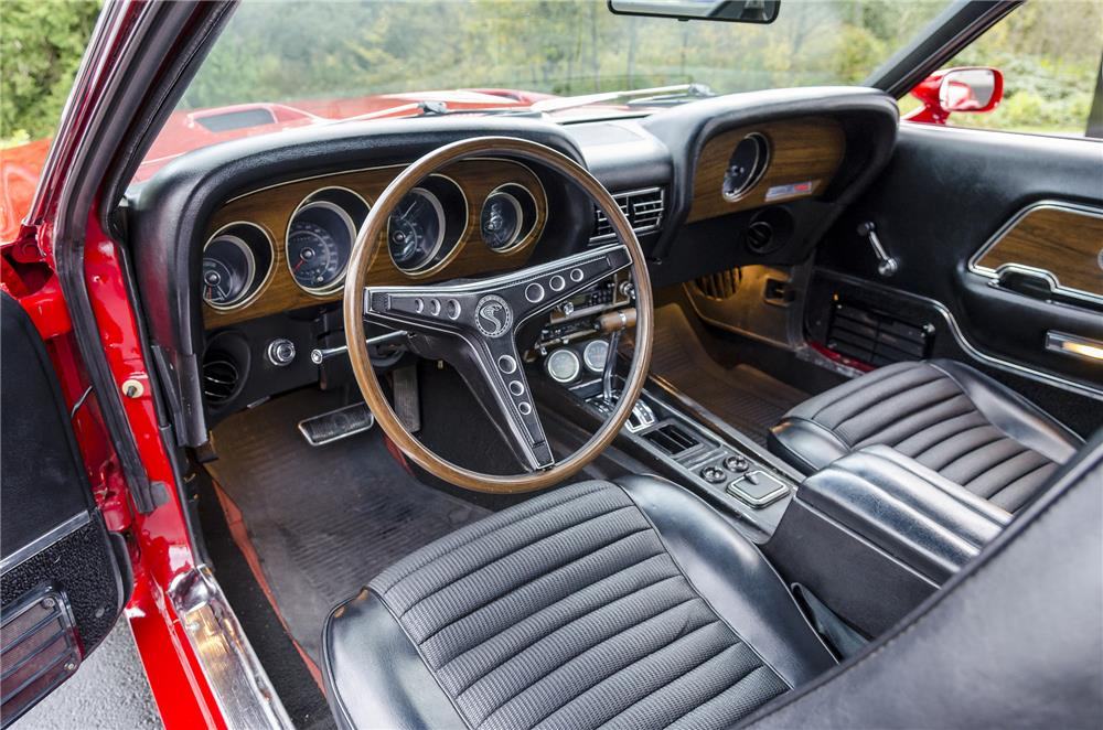 1969 Shelby Gt500 Fastback 181102