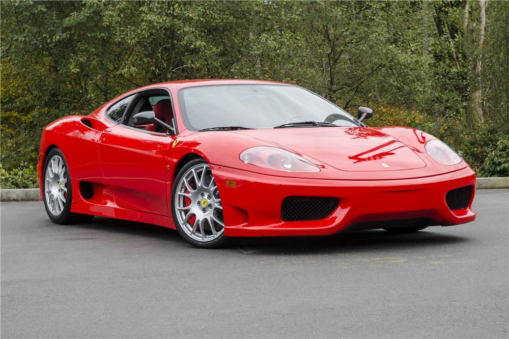 2004 ferrari 360 challenge stradale front 3 4 181103. Cars Review. Best American Auto & Cars Review