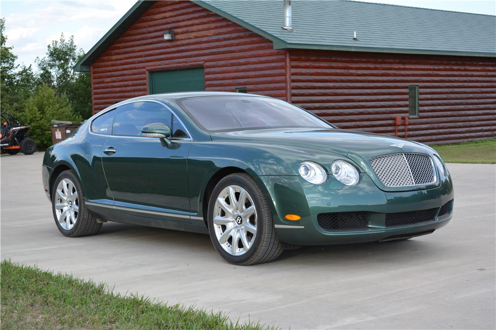 2004 Bentley Continental Gt Coupe 181115