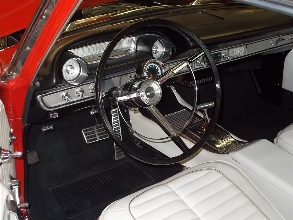 1964 FORD GALAXIE 500 XL CUSTOM - Interior - 181128