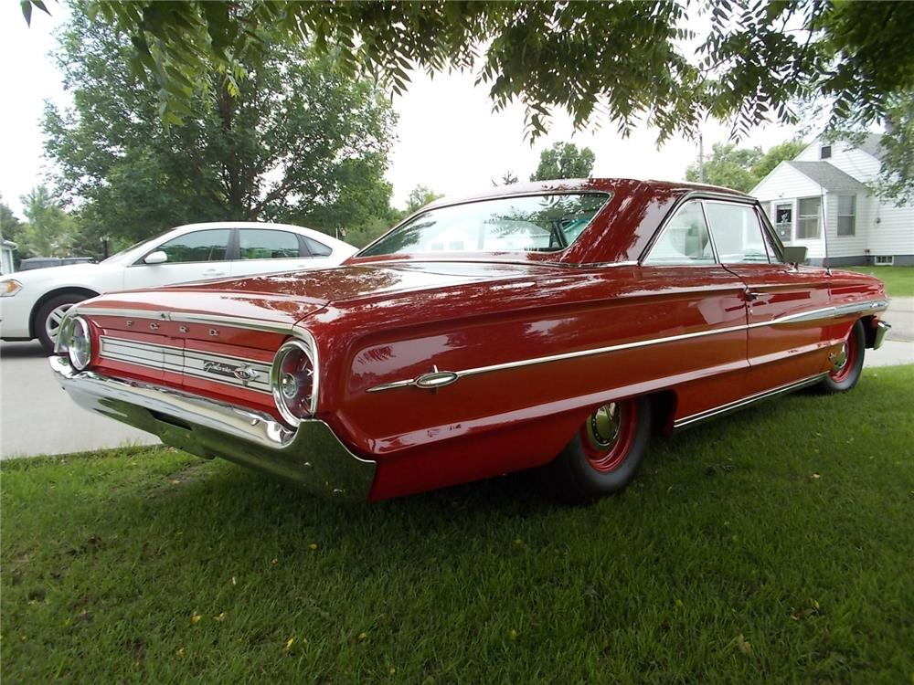 1964 Ford Galaxie 500 Xl Custom 181128
