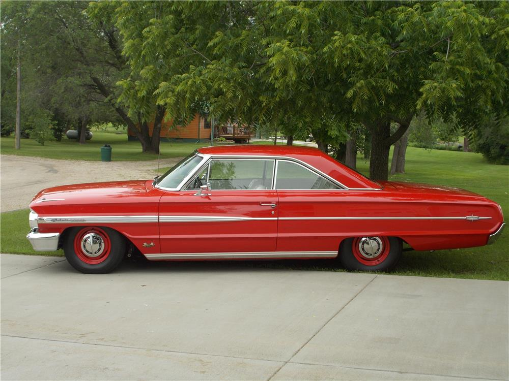 1964 ford galaxie 500 xl custom 181128. Cars Review. Best American Auto & Cars Review