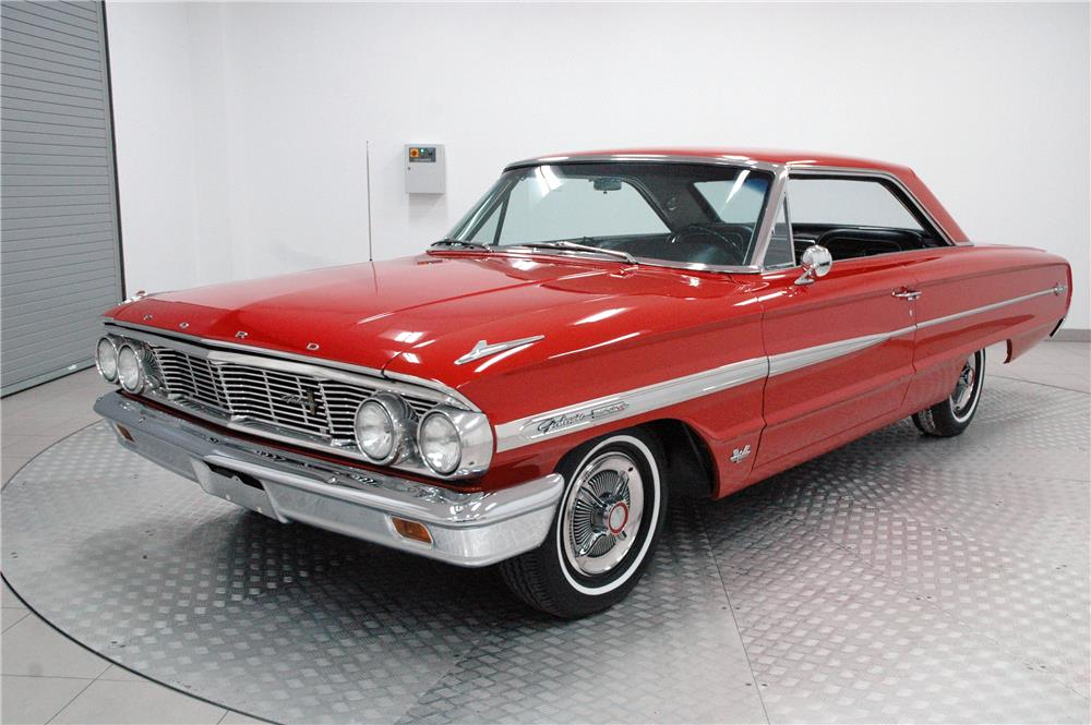 1964 ford galaxie 500 xl 2 door hardtop 181231. Cars Review. Best American Auto & Cars Review