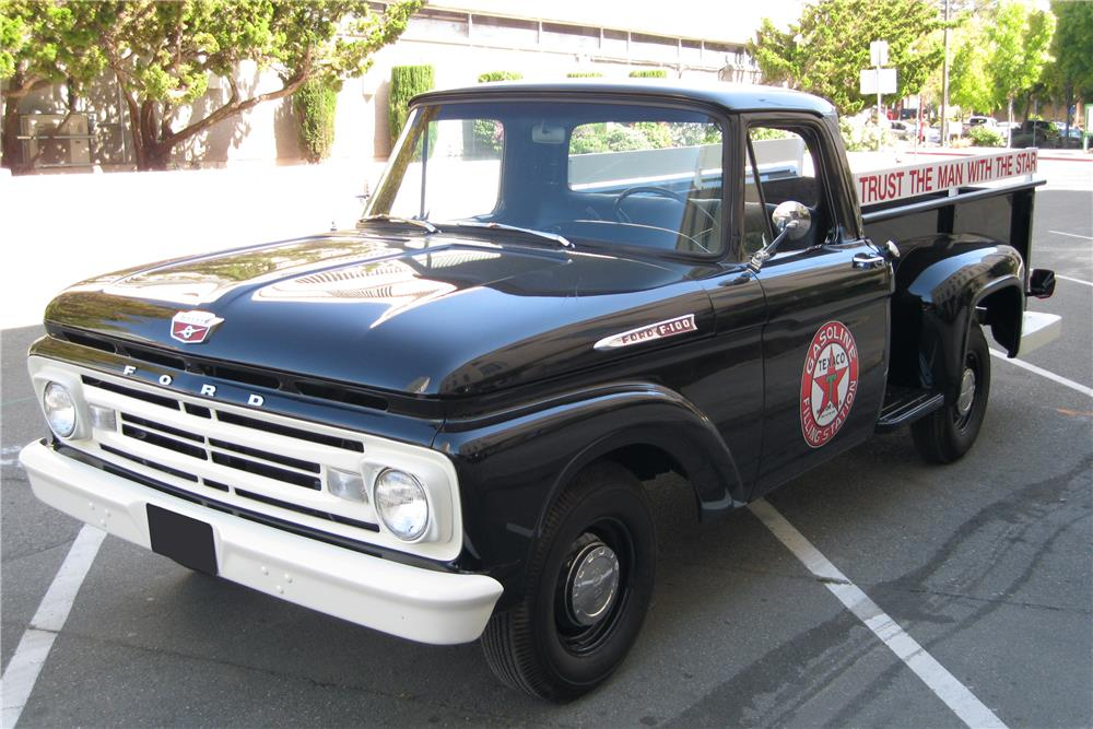 1962 FORD F-100 PICK UP - Front 3/4 - 181253