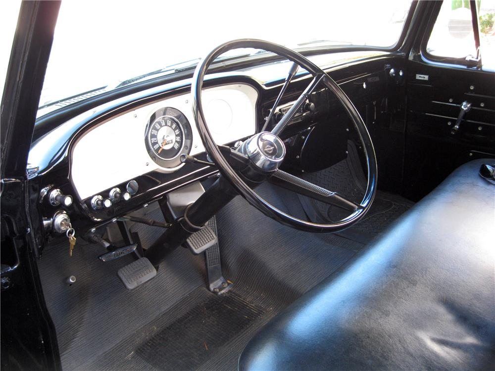 1962 FORD F-100 PICK UP - Interior - 181253