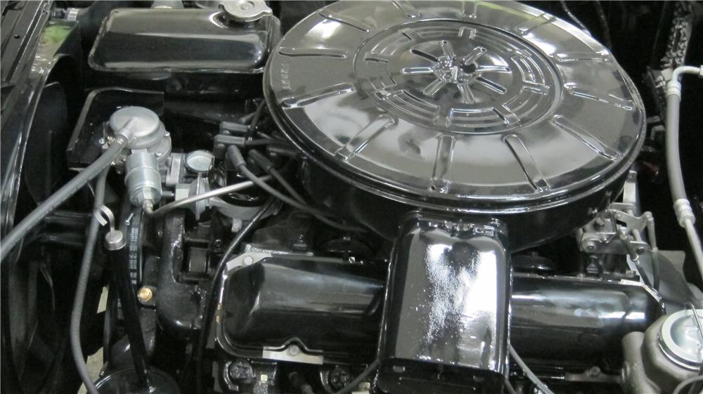 1962 LINCOLN CONTINENTAL 4 DOOR CONVERTIBLE - Engine - 181276