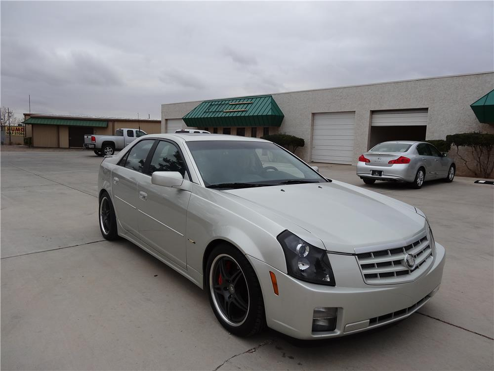 2004 CADILLAC CTS CUSTOM 4 DOOR COUPE - Front 3/4 - 181299