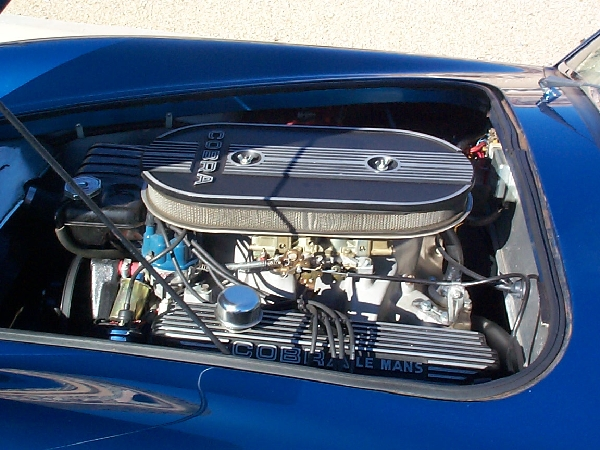 1966 SHELBY UNKNOWN - Engine - 18130