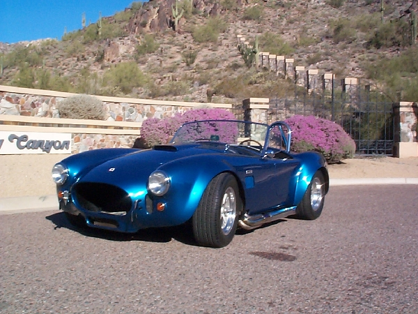 1966 SHELBY UNKNOWN - Front 3/4 - 18130