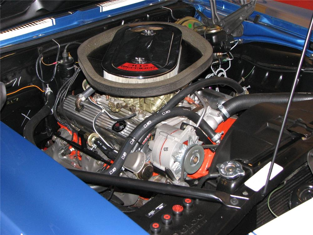 1969 CHEVROLET CAMARO Z/28 - Engine - 181346