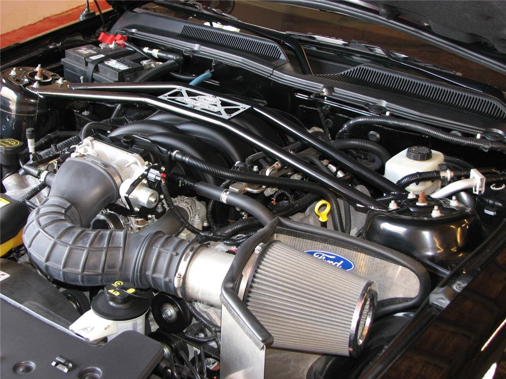 2007 SHELBY GT COUPE - Engine - 181347