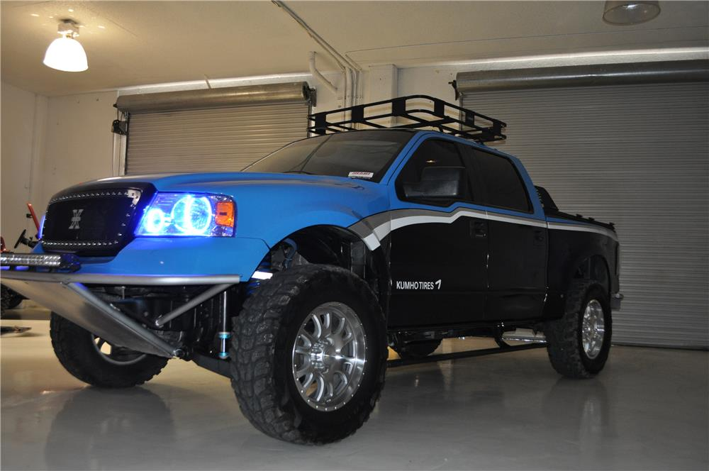2007 FORD F-150 CUSTOM PICKUP
