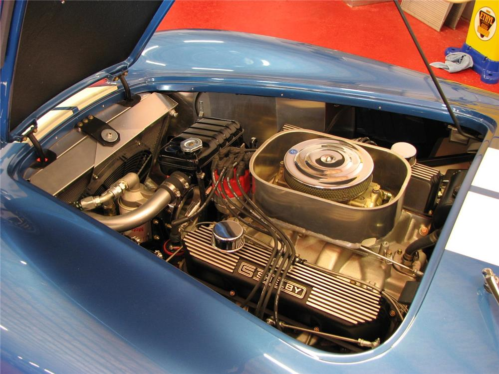 1965 SHELBY COBRA CSX 6000 ROADSTER - Engine - 181364